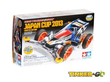 Mini 4wd Tamiya 94967 THUNDER SHOT J-CUP 2013 AR - € 15,00