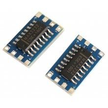 MAX3232CSE Mini RS232 to TTL Serial Port Adapter Board | 2PCS for MCU Lovers