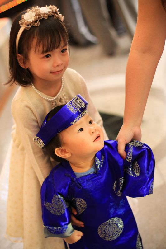 Vietnamese Wedding Decorations | Washington DC Vietnamese Wedding Little Boy 275x412 Vietnamese Wedding ...