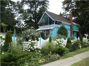 Historic Grimsby Beach, in the Niagara Region.