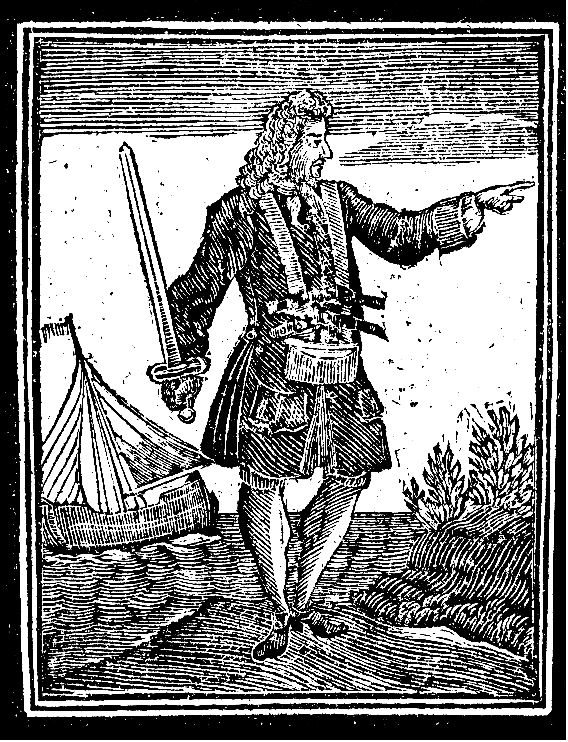 "Charles Vane (1680? - 1721) was an English pirate who was active during the ""Golden Age of Piracy."" Vane distinguished himself by his unrepentant attitude towards piracy and his cruelty to those he captured. After being abandoned by his own crew, he was arrested and hanged."
