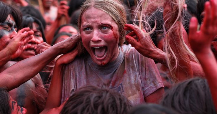 'Green Inferno' Trailer #3 Promises Gruesome Cannibal Carnage -- Eli Roth returns to the director's chair for the intense thriller 'The Green Inferno', with a new trailer that proves why you don't mess with cannibals. -- http://movieweb.com/green-inferno-trailer-3/