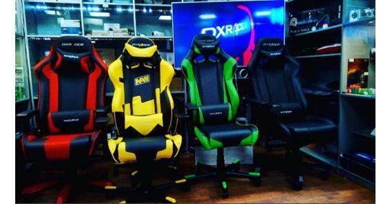 Кресла DXRacer King, DXRacer NAVI, Racing, Formula в наличии 👍 При покупке кресла 🎁 на выбор скидка 5% или 🎁 подарок игровая мышь Asus Rog Sica !