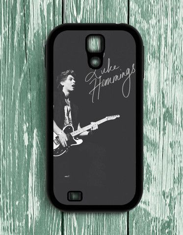 5 Second Of Summer Luke Hemmings Guitar Samsung Galaxy S4   Samsung S4 Case