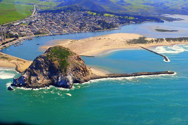 Morro Bay - My Favorite CA Beach Town