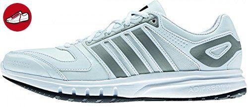 adidas , Herren Sneaker, Multicolor - Weiß / Silber / Schwarz - Größe: 43 1/3 - Adidas schuhe (*Partner-Link)