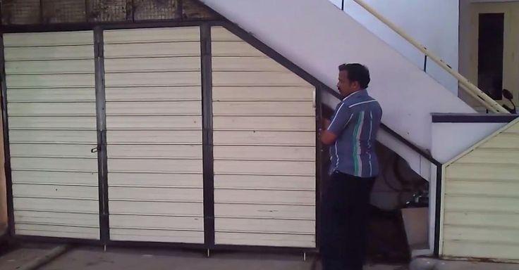 Inder nutzt Platz effizient - und baut beeindruckende Parkplatz-Konstruktion - Video - FOCUS Online