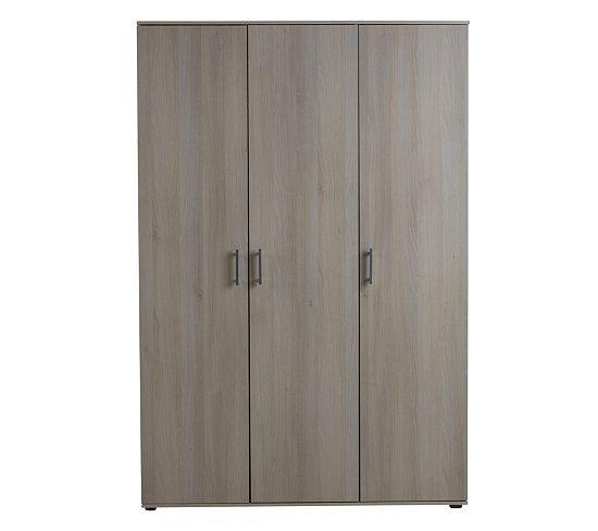 Armoires - Armoire 3 portes battantes KALICE 3083AR3P acacia