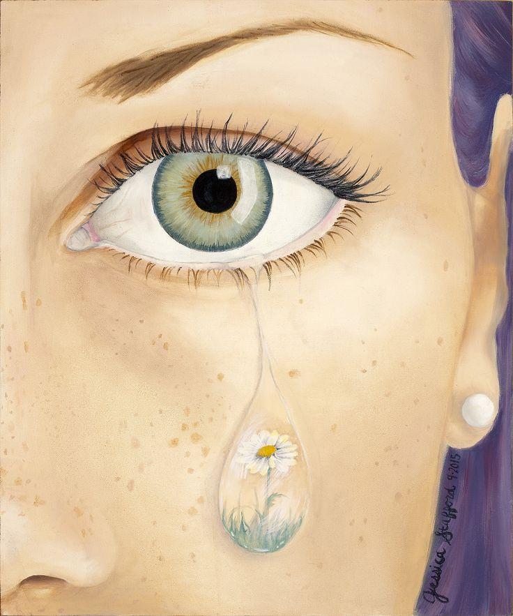 God is bringing beauty from pain! Prophetic painting and inspirational meaning and process behind it, by RAAH HE(ART)