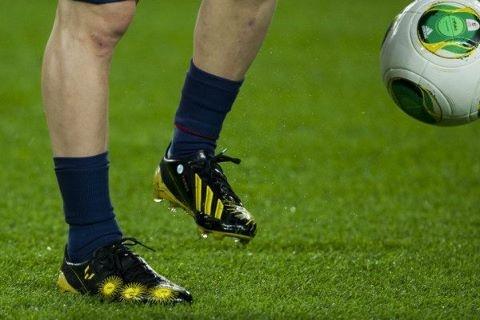 Messi | Nuevos zapatos Adidas.