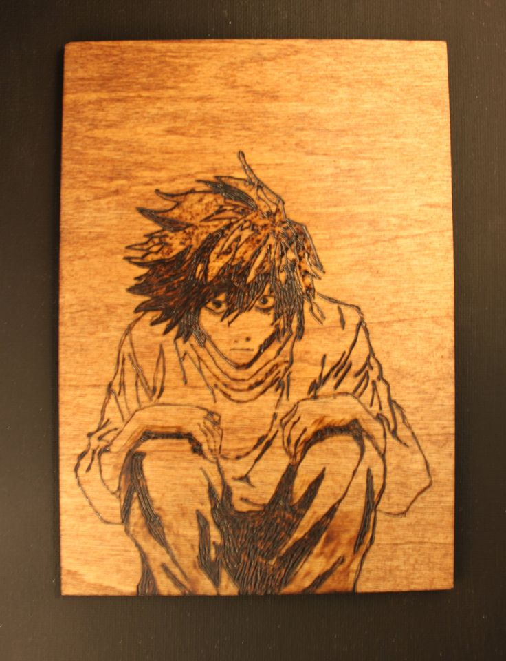 Death Note Burning Series
