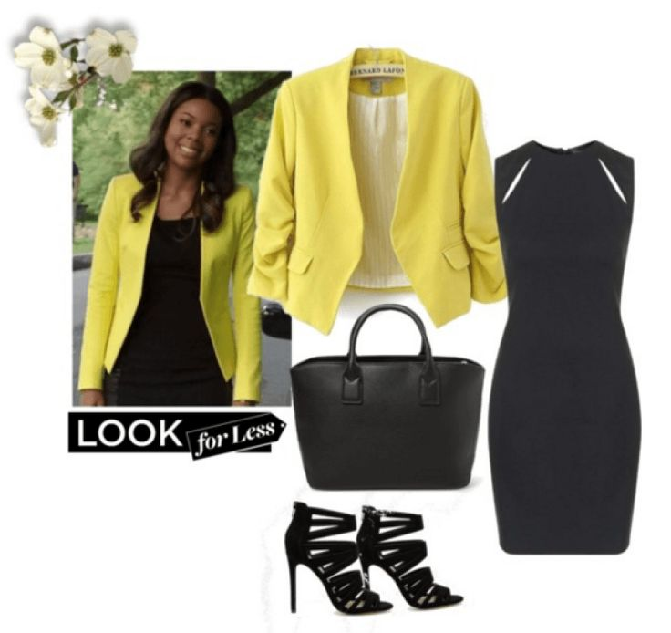 Get the look- Being Mary Jane | amameetsglamour