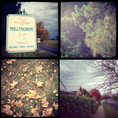Trip to millthorpe, photography in millthorpe
