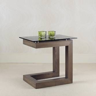 Quercus Primo Tall Lamp Table product image
