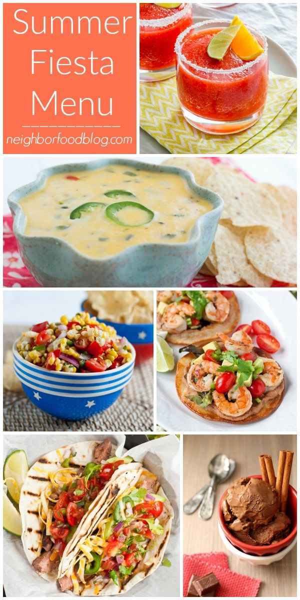 The 25 best summer dinner party menu ideas on pinterest for Dinner party menus and recipes