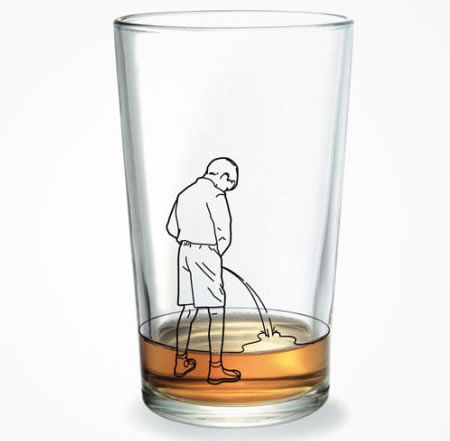 .Drinks Glasses, 25 Creative, Beer Glasses, Shots Glasses, Damn Beer, Unusual Glassware, Unusual Drinks, So Funny, Glasses Funny