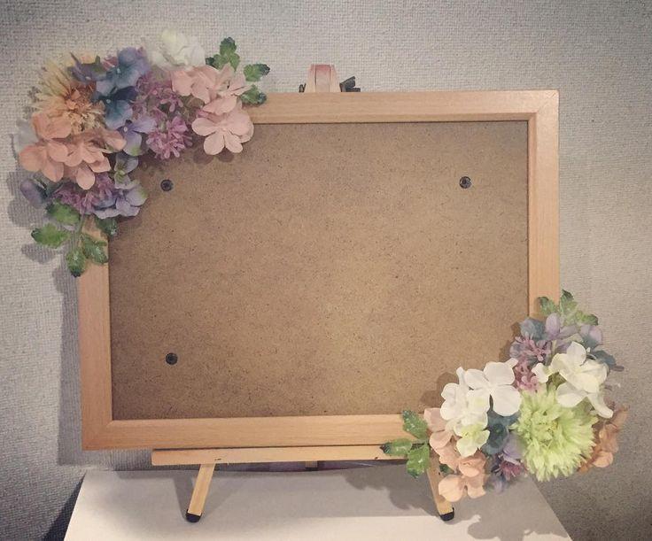 造花で可愛くデコレーション♡母の日に贈るフォトフレームを作ろう | Handful