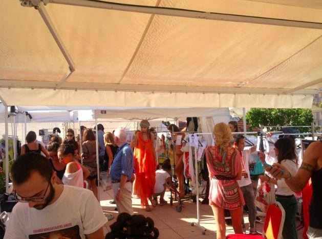 #PinUpStars #Fashionshows #backstage #beachcouture #swimwear #fashion #SS2014