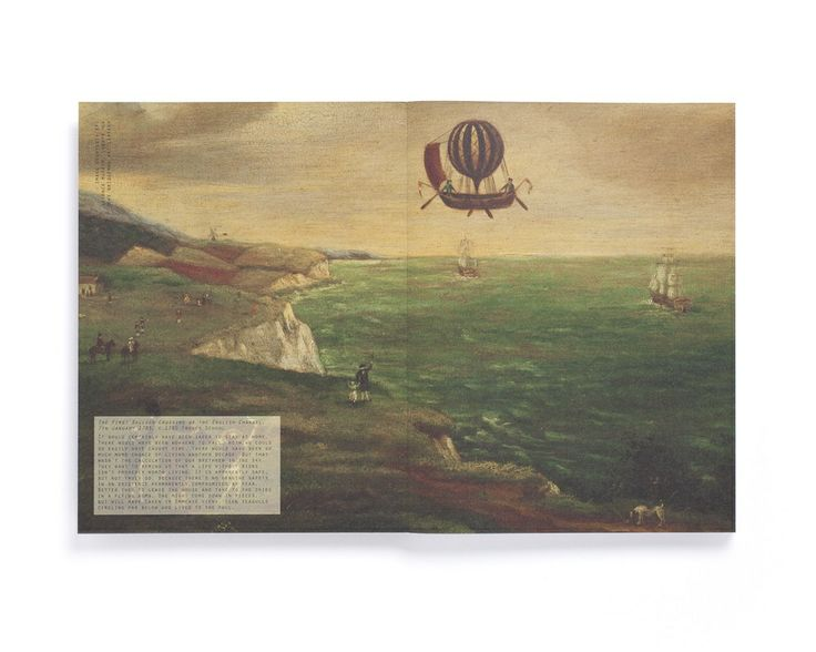 The first cross-channel balloon crossing is a reminder of the importance of being daring.   A practical example of art as therapy – and a stunning hard-backed notebook as well.