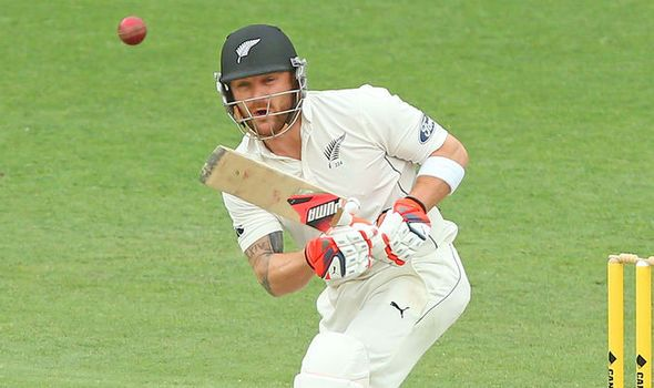 Middlesex give fans early Christmas present with signing of New Zealand's Brendon McCullum