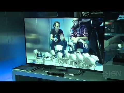 ▶ Going Hands On with PS4's PlayRoom- TGS 2013 - YouTube