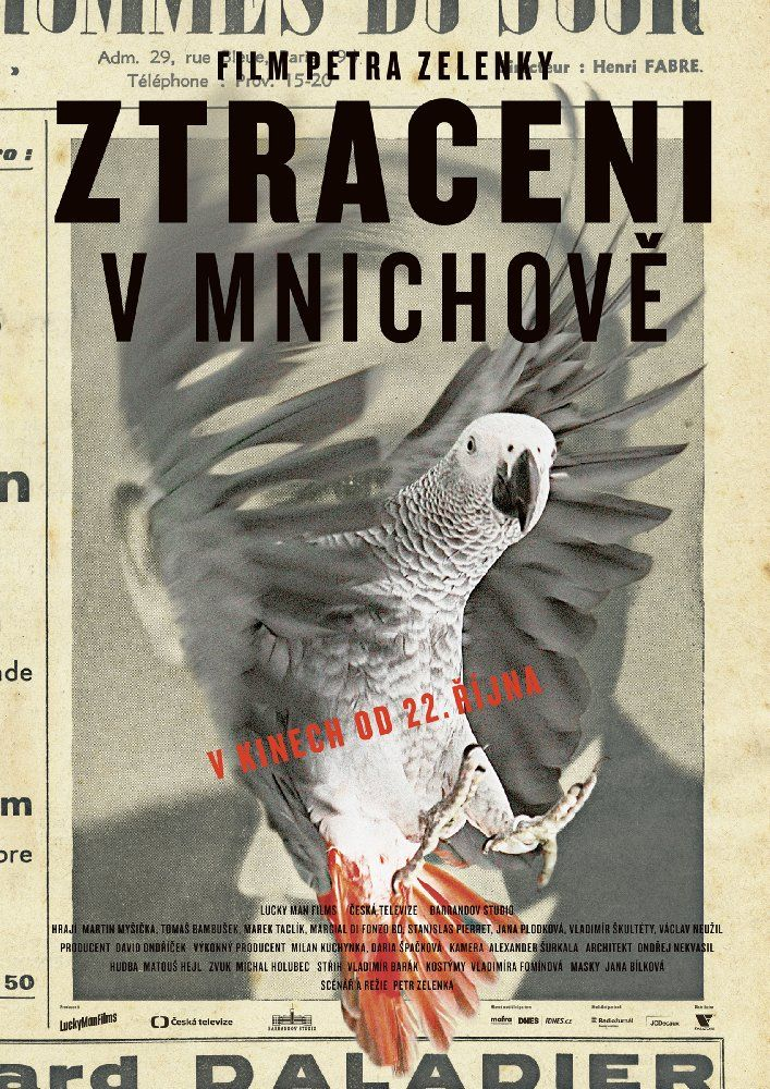 Ztraceni v Mnichove (2015) - IMDb
