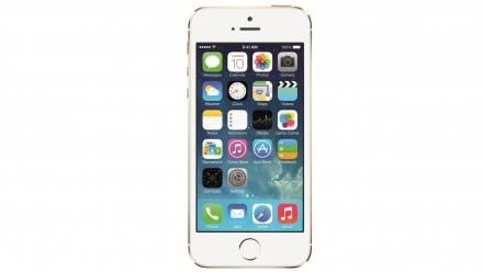 The highly advanced iPhone 5s features the A7 chip with 64