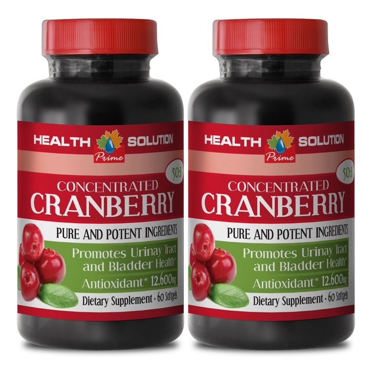 Details about Healthy Urinary Tract - Concentrated ...