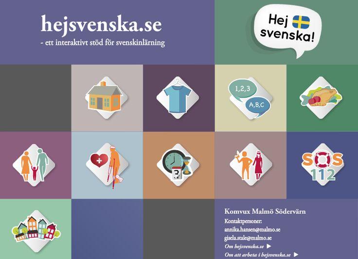 Tülays IKT-sida: Bästa webbsidorna/apparna för att lära sig svenska