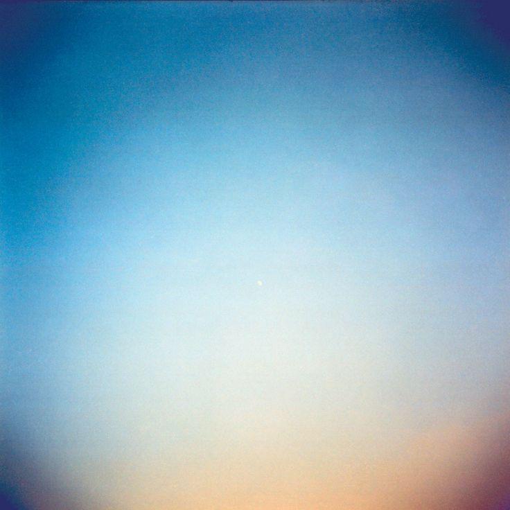 Moon, Dalian by Wanru Kemp Holga film photographer, film photographer, lomo art, lomo photo, Holga photo, fine art photographer