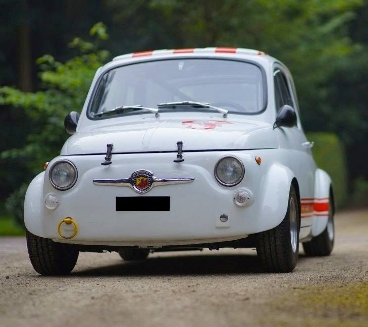 93 Best Classic Fiat 500 Images On Pinterest
