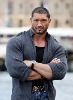 "Dave Bautista to star in ""Guardians of The Galaxy"" movie"