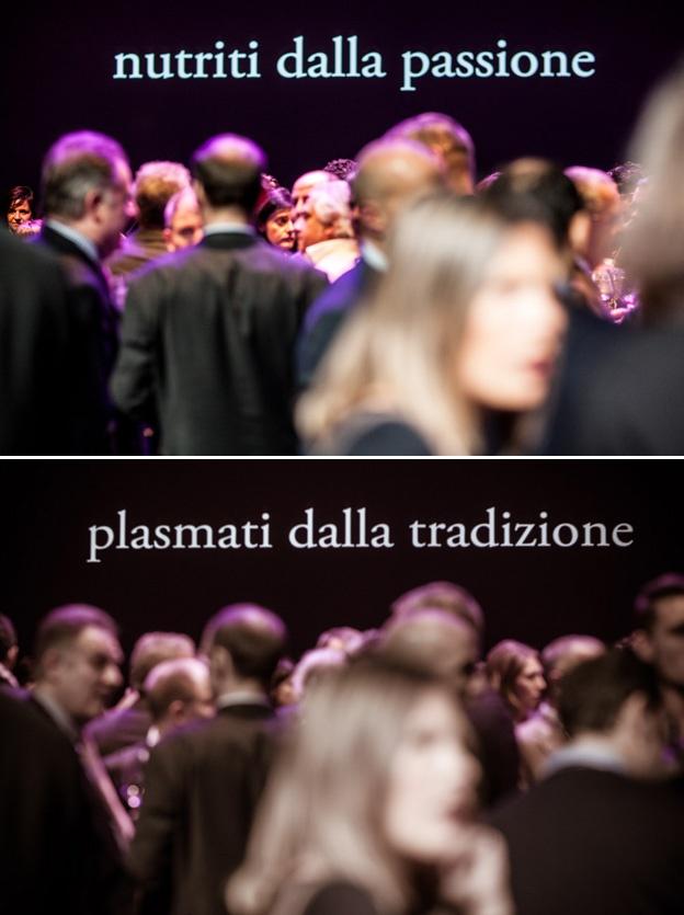 Una Poltrona per Luce. Evento Fuori Vinitaly 2013 Verona