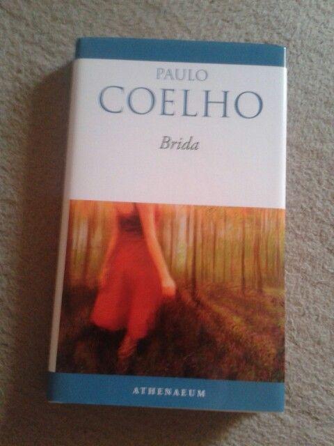 Brida by Paulo Coelho.