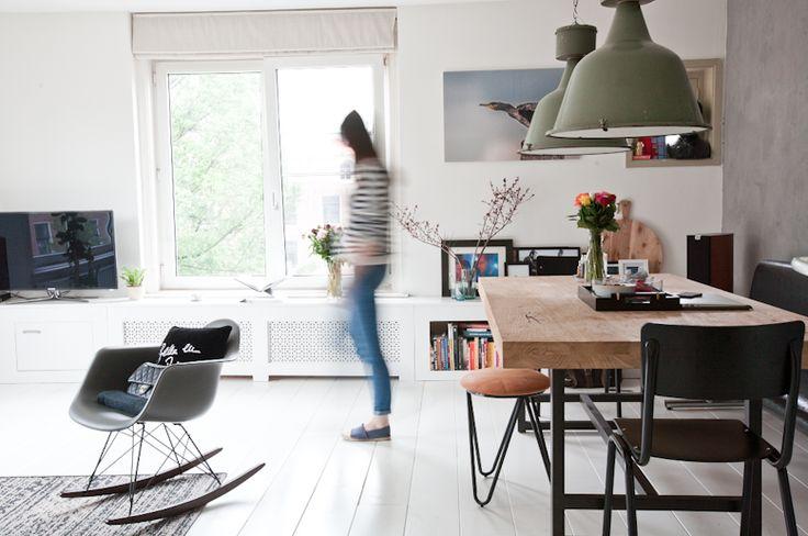 Binnenkijken bij Monique van Culy.nl