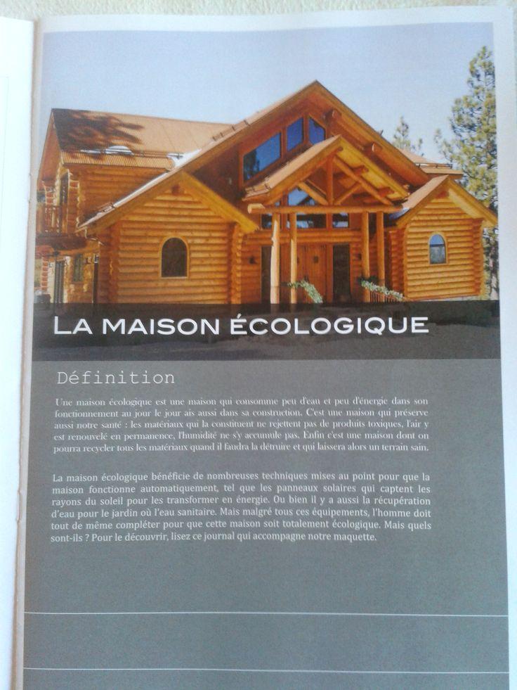 58 best Casas Sustentables images on Pinterest Building homes - maquette de maison a construire