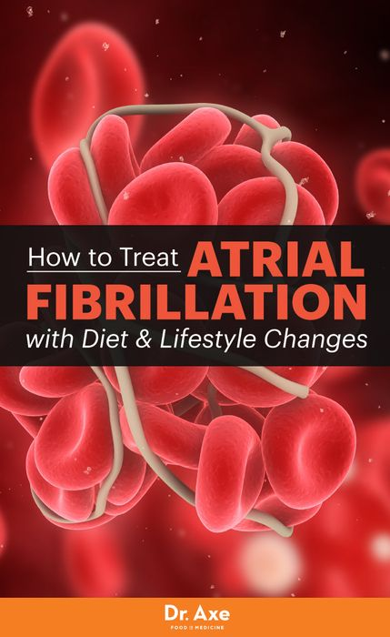 6 Ways to Treat Atrial Fibrillation naturally