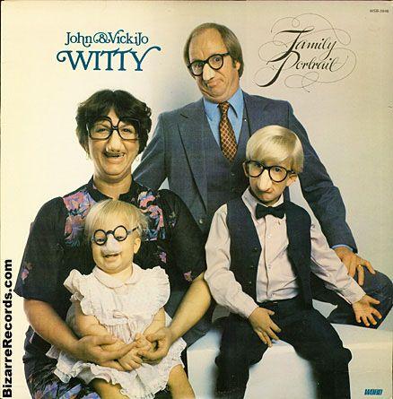 "John & VickiJo Witty  ""Family Portrait"""