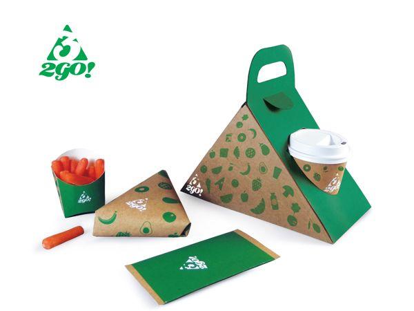 3 2 GO! by Vivi Feng, via Behance Cice. #packaging concept PD