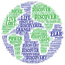 HSC Discovery wordle