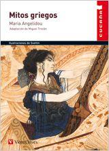 1º ESO, 2ª evaluación Estupenda recopilación de historias de la mitología griega.