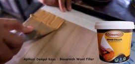 aplikasi dempul yang benar biovarnish wood filler #BiovarnishWoodFiller #BiovarnishWoodStain #BiovarnishClearCoat #pintu #kusen #trending #furniture #wooden #woodworking #kayu #mebel #catkayu #catkayuwaterbased #waterbased #cat #kayu #acrylicpaint #biovarnish #bioindustries #woodcraft #kursi #kayu #mebel #triplek
