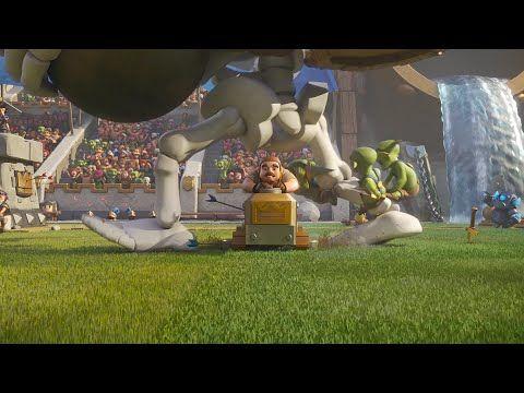 Clash Royale: Landscaper (Official TV Commercial)