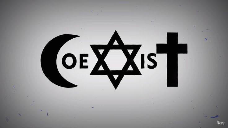 The contentious history of that peace-promoting Coexist logo Great Job Internet!: The contentious history of that peace-promoting Coexist logo        Its sad how something that was designed to foster mutual understanding and good will among all people has instead become the subject of litigation and rancor. The infamous Coexist logo with each letter designed to look like an icon representing a different religion or ideology has become a staple of bumper stickers across America joining the…