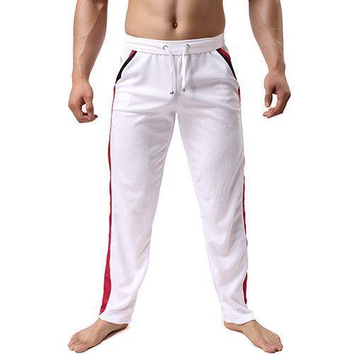 New Fashion Men's Casual Pants Leisure Men's Trousers Summer Homewear Long Pants for Men