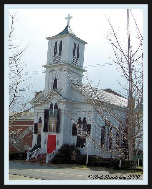 St. James Episcopal Church, Greenville, TN Organized 1842