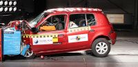 Renault Clio e Chevrolet Agile argentinos reprovados em crash-test :: Jornal do Homem