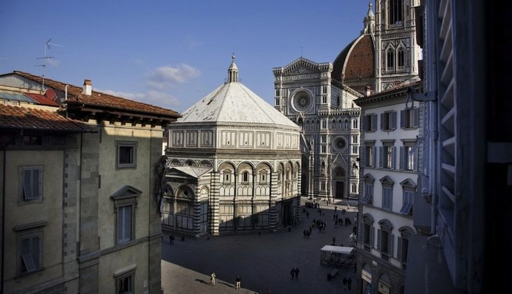 From San Giovanni apartment  http://www.florencewithaview.com/