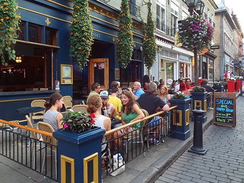 13 Best Canada Beautiful Old Quebec City Images On Pinterest