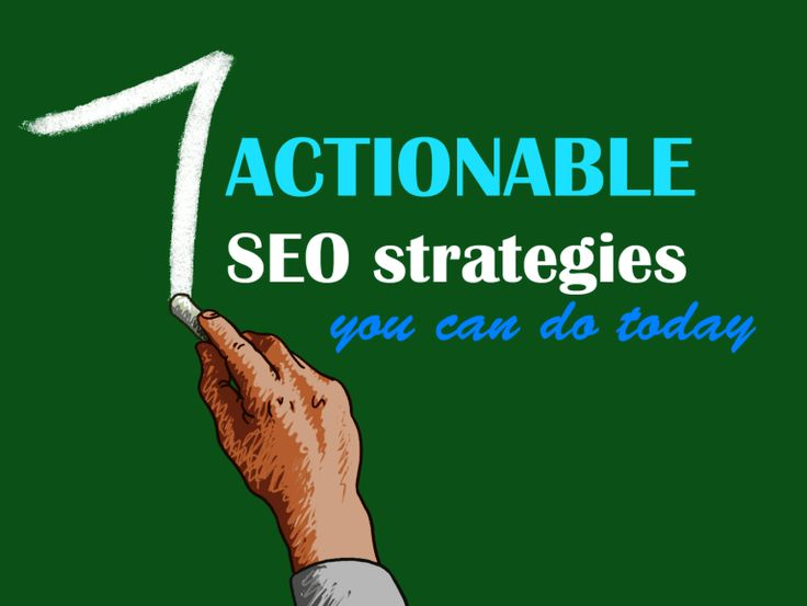 7 Actionable Search Engine Optimization Strategies You Need To Do Today  https://www.leapfroggr.com/search-engine-optimization-strategies/  #SEO